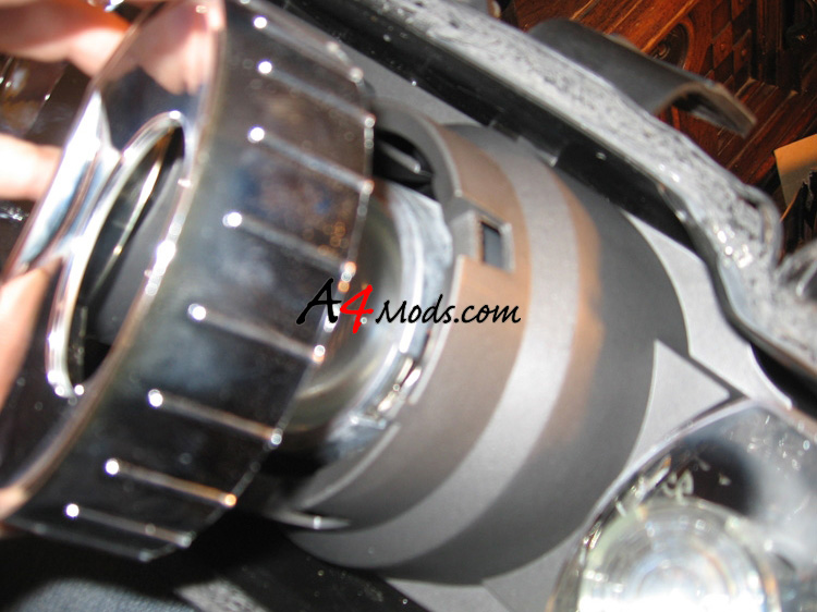 Audi A4 Headlights